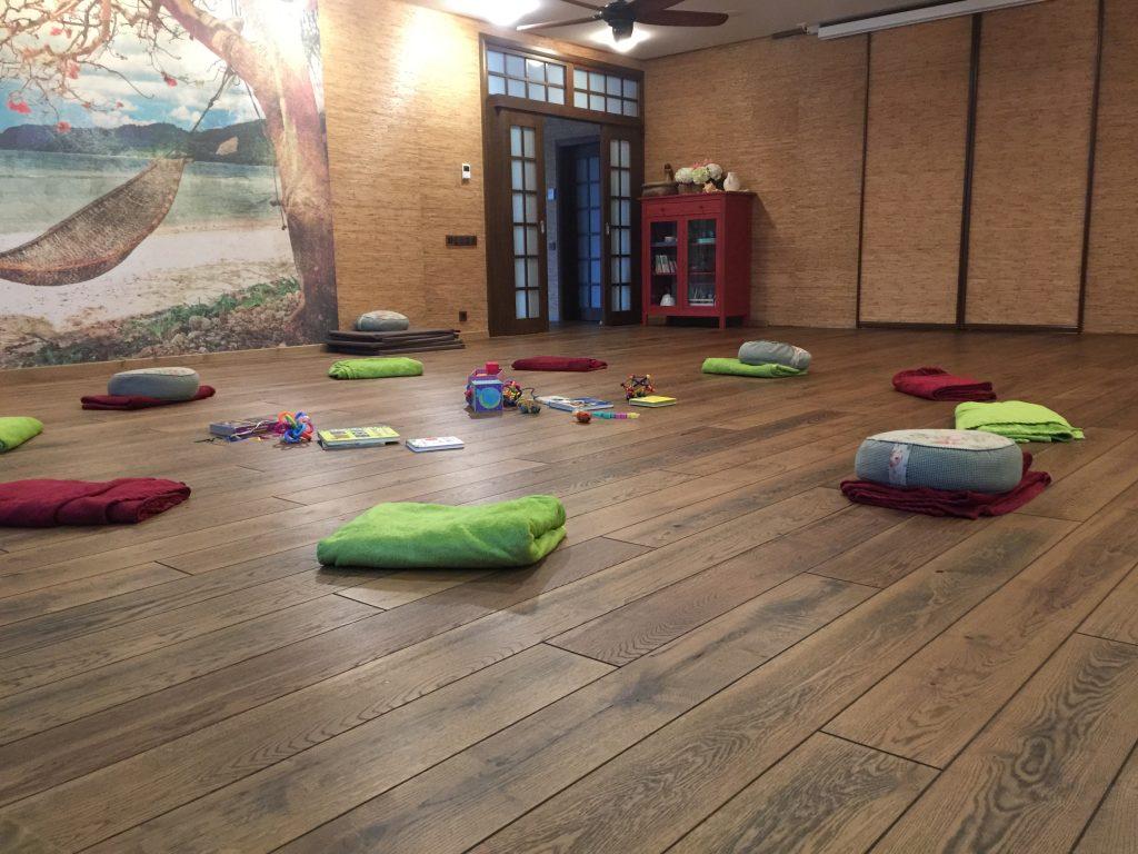 Teatro kūdikiams erdvė