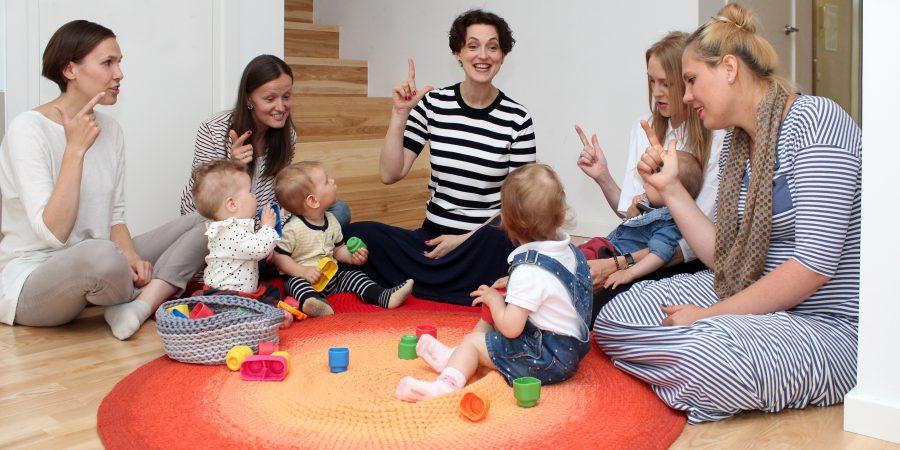 Teatro kūdikiams klubas